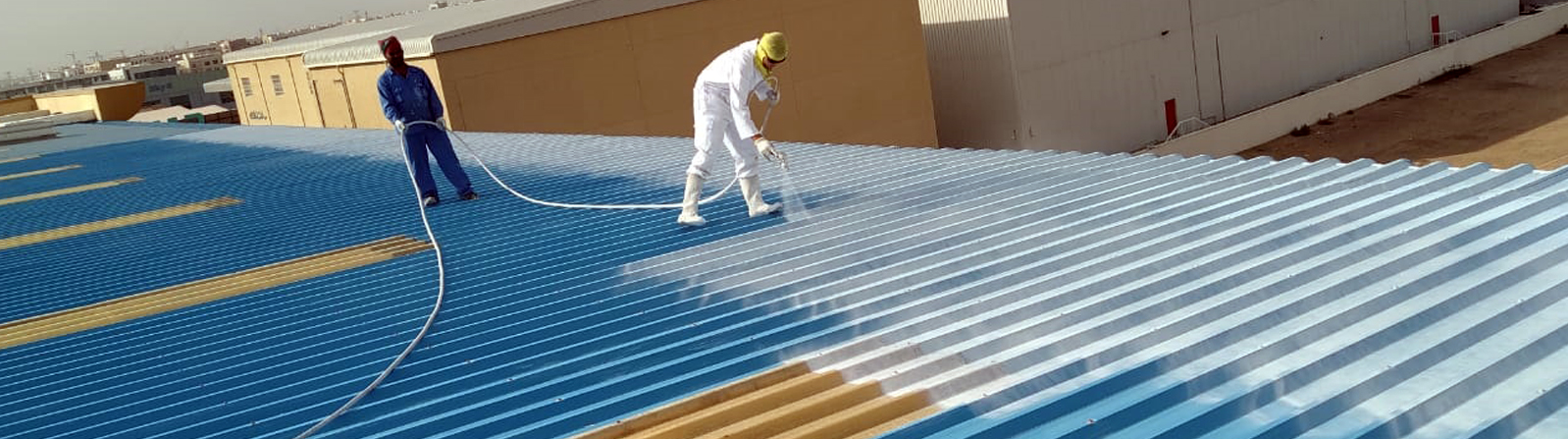 Roof Waterproofing Dubai