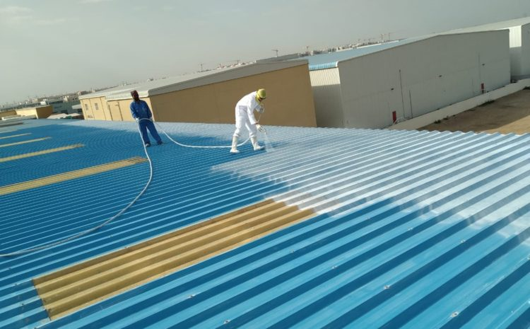 Top Waterproofing Contractor Dubai