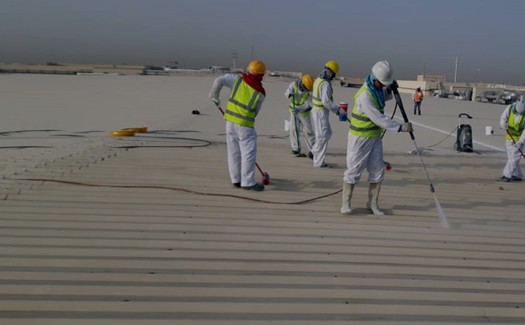 Waterproofing Contractors UAE