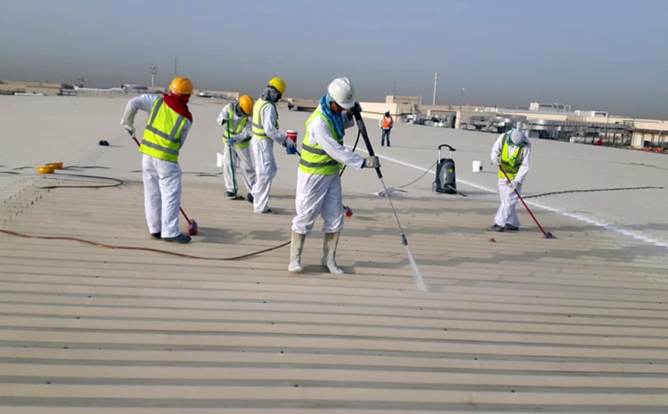 Waterproofing Contractor Dubai UAE
