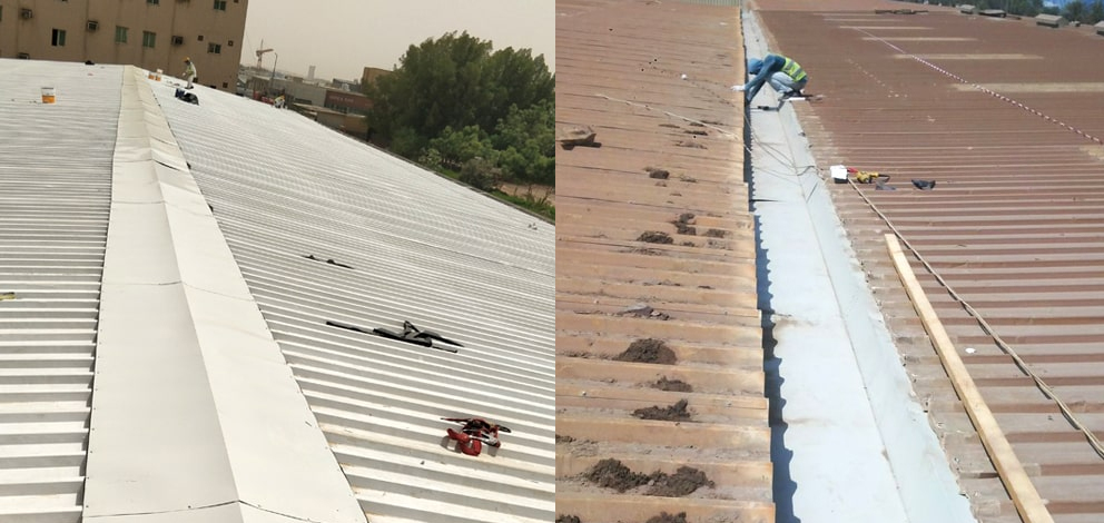 Roof Maintenance in UAE