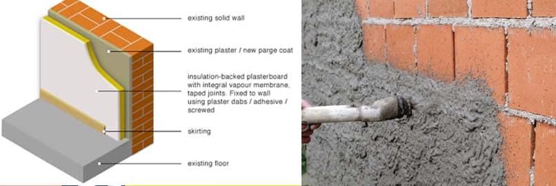 Thermal Plaster in UAE