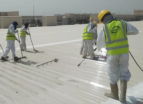 Warehouse Waterproofing Dubai/UAE