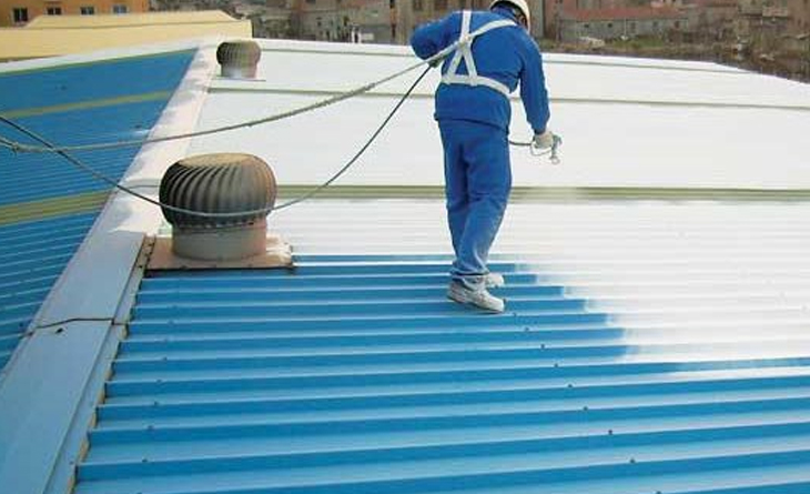 The Infinite Advantages of Roof Coatings